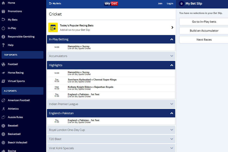 Sky Bet Promo Code Review – The Best Bonuses for the Year